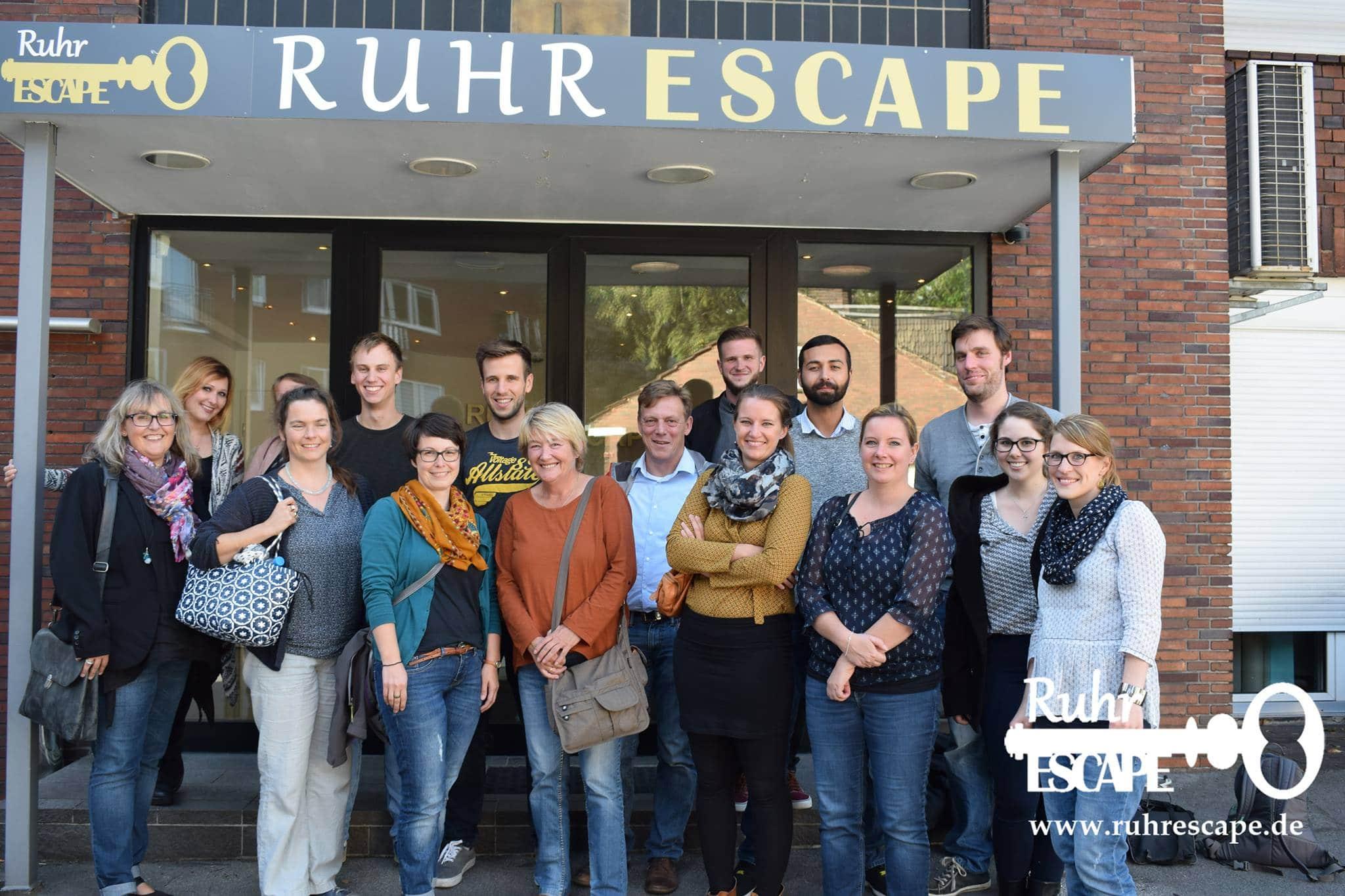 RuhrEscape: Live Escape Game