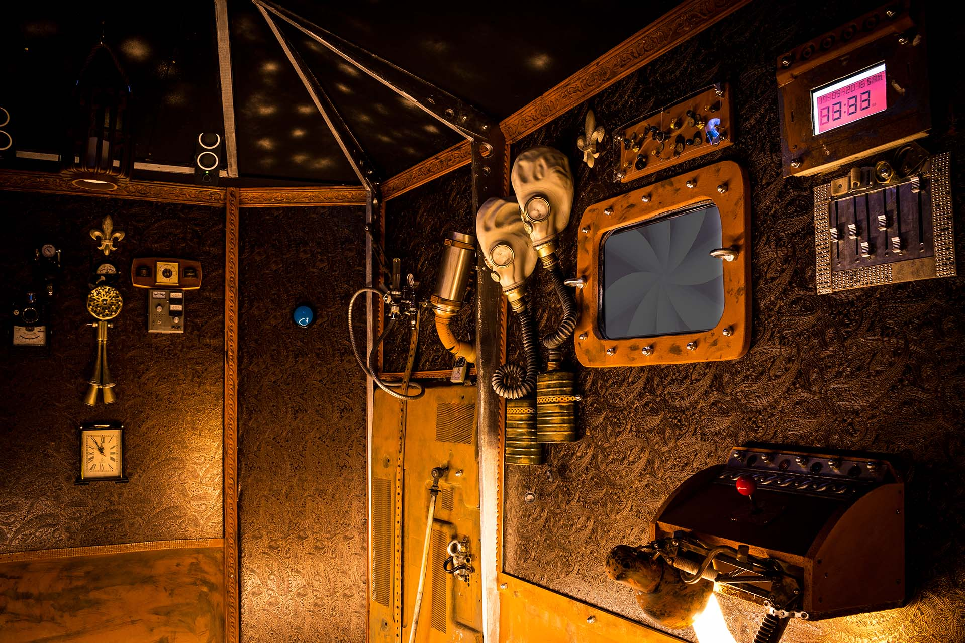 Escape Room Essen: Time Machine