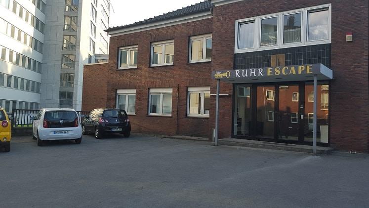 RuhrEscape: Standort