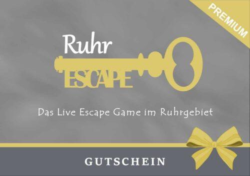 RuhrEscape: Gutschein