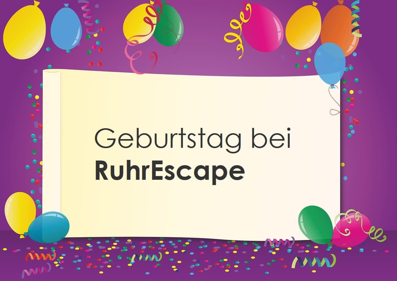 Kindergeburtstag Im Escape Room Ruhrescape Essen Und