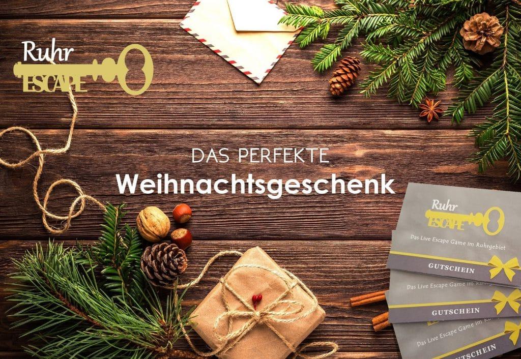 Gutschein RuhrEscape Geschenk